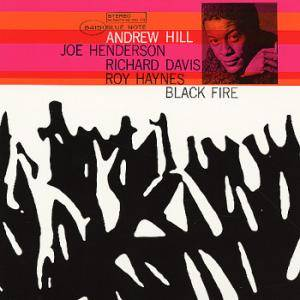 Cover - Andrew Hill: Black Fire
