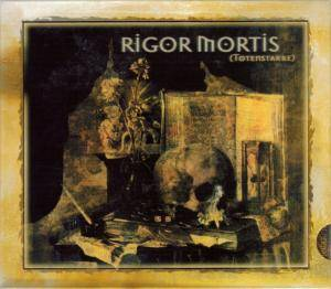 Cover - Co2: Rigor Mortis (Totenstarre)