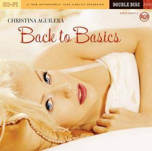 Cover - Christina Aguilera: Back To Basics