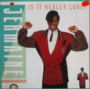 Jermaine Stewart: Is It Really Love? - Cover