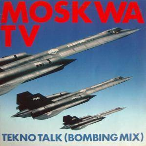 Cover - Moskwa TV: Tekno Talk