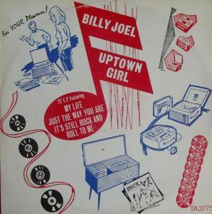 Billy Joel: Uptown Girl - Cover