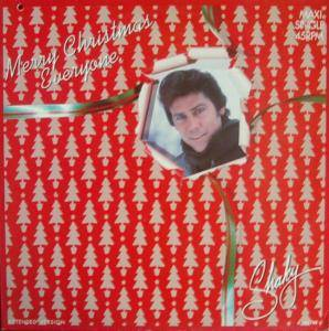 Shakin' Stevens: Merry Christmas Everyone - Cover
