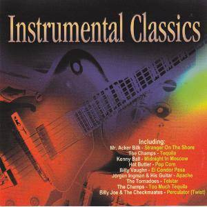 Cover - Electric Indian, The: Instrumental Classics Vol. 2
