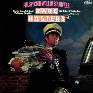 Phil Spector Wall Of Sound Vol.6 - Rare Masters 2 - Cover