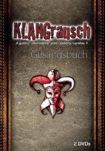 Cover - Distorted Memory: Klangrausch - Gesangsbuch
