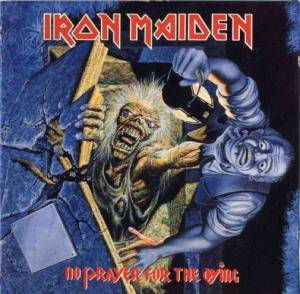 Iron Maiden: No Prayer For The Dying (LP) - Bild 1
