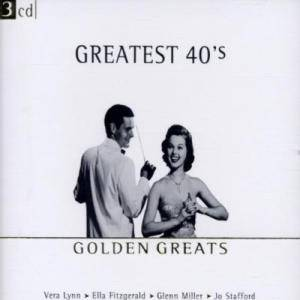 Cover - Archie Lewis: Golden Greats - Greatest 40's