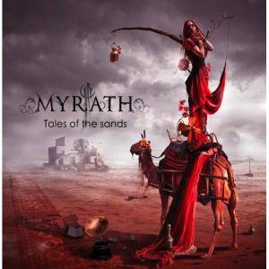 Myrath: Tales Of The Sands - Cover