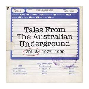 Cover - Sacred Cowboys: Tales From The Australian Underground Vol 2: 1977-1990