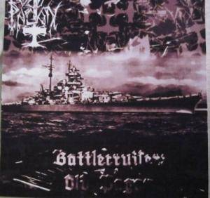 Cover - Old Pagan: Battlecruiser Old Pagan
