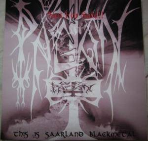 Cover - Old Pagan: This Is Saarland Black Metal (Roh-Mix)