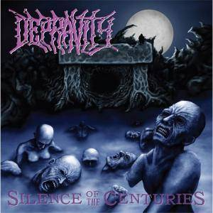 Depravity: Silence Of The Centuries - Cover