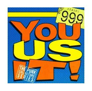 Cover - 999: You Us It!