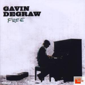 Cover - Gavin DeGraw: Free
