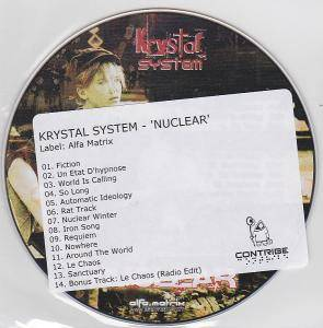 Cover - Krystal System: Nuclear
