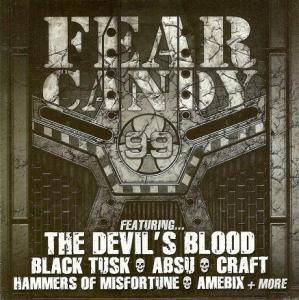 Cover - Antichrist: Terrorizer 215 - Fear Candy 99