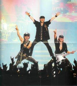 Scorpions: Live 2011 - Get Your Sting And Blackout (2-CD) - Bild 7