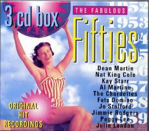 Cover - Cathy Carr: Fabulous Fifties, The