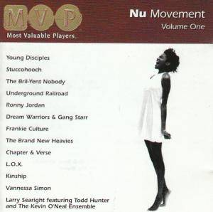 Cover - Dream Warriors & Gang Starr: Nu Movement Volume One