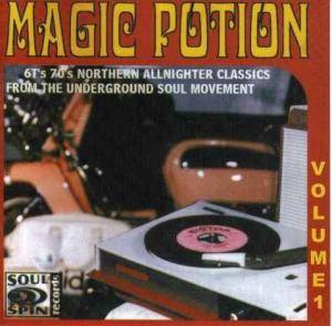 Magic Potion - Volume 1 - Cover