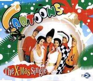 Cover - Cartoons: X-Mas Single, The