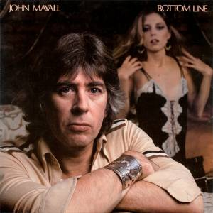 John Mayall: Bottom Line - Cover