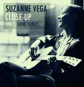 Cover - Suzanne Vega: Close-Up Vol. 1 - Love Songs