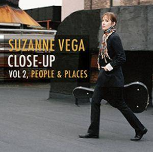 Cover - Suzanne Vega: Close-Up Vol. 2 - People & Places