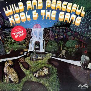 Cover - Kool & The Gang: Wild And Peaceful