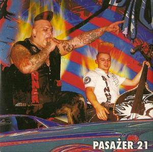Pasażer 21 - Cover