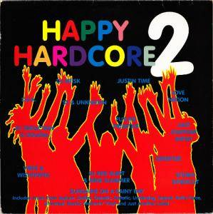 Happy Hardcore 2 - Cover
