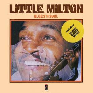 Cover - Little Milton: Blues'n Soul