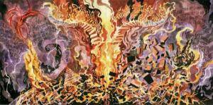The Devil's Blood: Fire Burning (Single-CD) - Bild 5