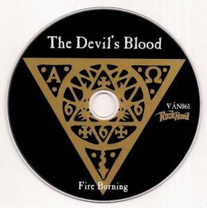 The Devil's Blood: Fire Burning (Single-CD) - Bild 6