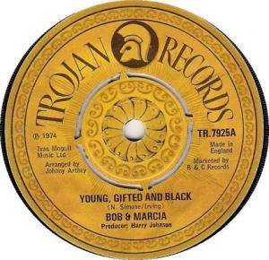 Cover - Bob & Marcia: Young Gifted And Black