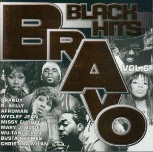 Cover - Nivea: Bravo Black Hits Vol. 06
