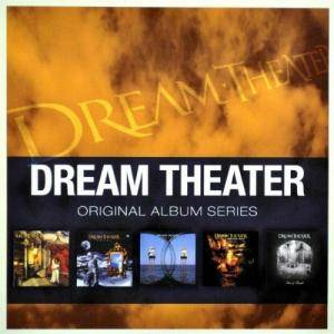 Dream Theater: Original Album Series (5-CD) - Bild 1