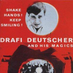 Drafi Deutscher And His Magics: Shake Hands! Keep Smiling! - Cover
