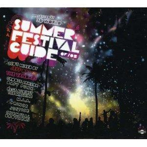 Summer Festival Guide 07/08 - Cover