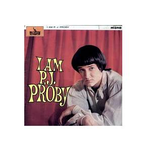 Cover - P.J. Proby: I Am P.J. Proby