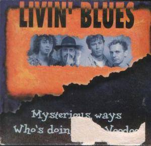 Livin' Blues: Mysterious Ways - Cover