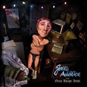 Jane's Addiction: Great Escape Artist, The - Cover
