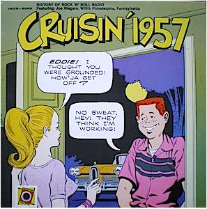 Cruisin' 1957 - Cover