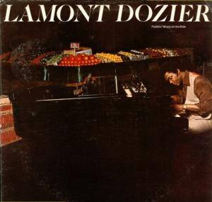 Cover - Lamont Dozier: Peddlin' Music On The Side