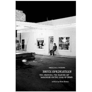 Bruce Springsteen: Promise: The Making Of Darkness On The Edge Of Town, The - Cover