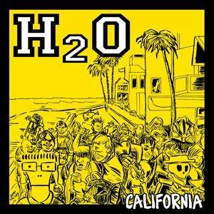 H₂O: California - Cover