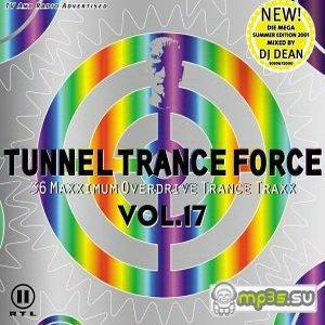 Tunnel Trance Force Vol. 17 - Cover