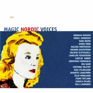 Cover - Susi Hyldgaard: Magic Nordic Voices