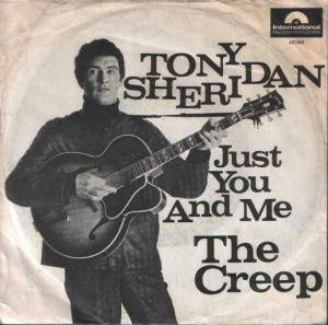 Cover - Tony Sheridan: Just You And Me